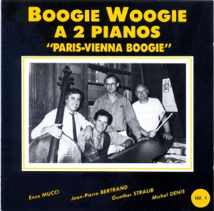 PARIS-VIENNA BOOGIE MP3 - Pack 1/2